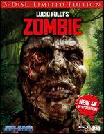 Zombie [Cover C Worms] [Blu-ray]