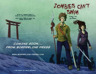 Zombies Can't Swim -