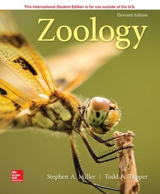 Zoology - Miller, Stephen, and Tupper, Todd A.