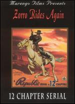 Zorro Rides Again: 12 Chapter Serial