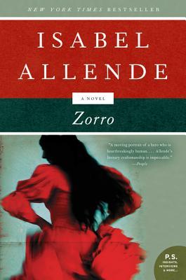 Zorro - Allende, Isabel
