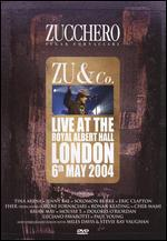 Zucchero: Zu and Co - Live at Royal Albert Hall