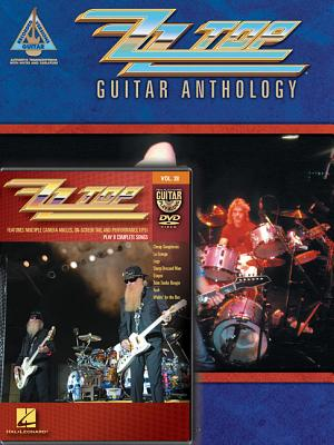 Zz Top Guitar Anthology - ZZ Top, and Jacobson, Jeff, and Pappas, Paul, Professor